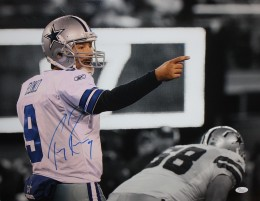 Tony Romo Football Cards, Rookie Cards and Autographed Memorabilia Guide 52