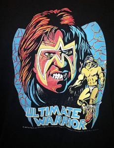 Ultimate Warrior Cards and Memorabilia Guide 36