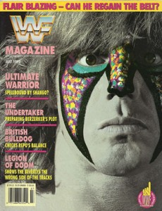 Ultimate Warrior Cards and Memorabilia Guide 41