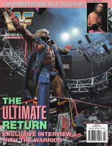 Ultimate Warrior Cards and Memorabilia Guide 42