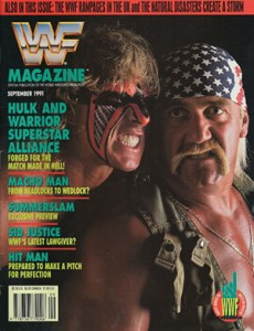Ultimate Warrior Cards and Memorabilia Guide 40
