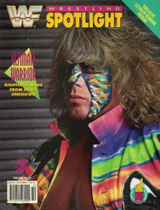 Ultimate Warrior Cards and Memorabilia Guide 43