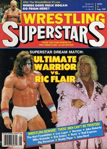 Ultimate Warrior Cards and Memorabilia Guide 44
