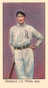 Shoeless Joe Jackson Baseball Cards and Autograph Guide 39