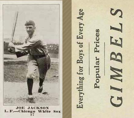 the methaporical meaning of baseball in shoeless joe jackson