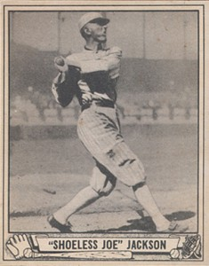 1940 Play Ball Shoeless Joe Jackson #225