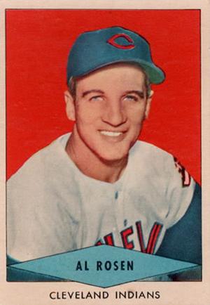 1954 Red Heart Baseball Cards 29