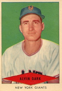 1954 Red Heart Baseball Cards 21