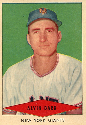 1954 Red Heart Baseball Cards 9