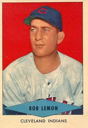 1954 Red Heart Baseball Cards 20