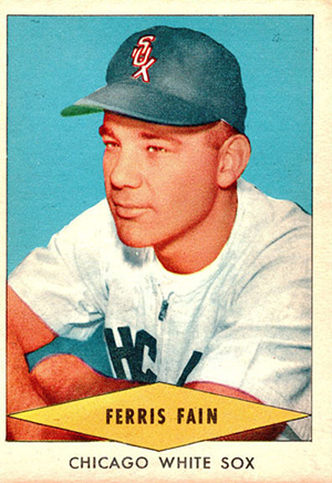 1954 Red Heart Baseball Cards 11
