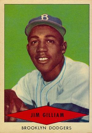 1954 Red Heart Baseball Cards 14