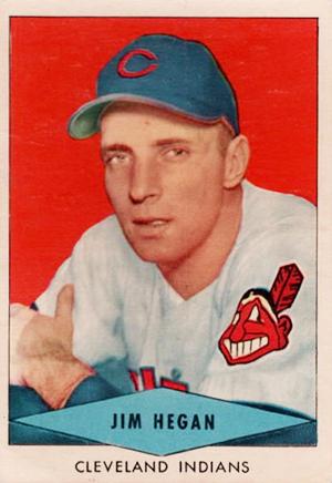 1954 Red Heart Baseball Cards 15