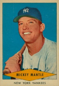 1954 Red Heart Baseball Cards 44