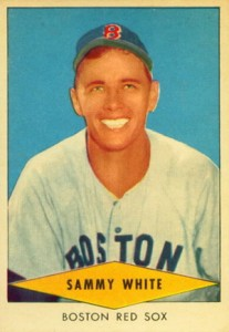 1954 Red Heart Baseball Cards 34
