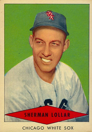 1954 Red Heart Baseball Cards 21
