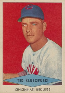 1954 Red Heart Baseball Cards 25