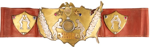 Get Closer to the Action with Replica WWE Championship Title Belts 1