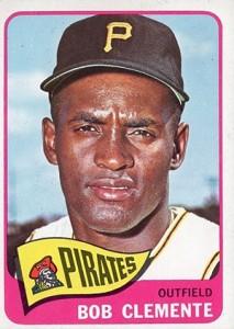 1965 Topps Baseball Roberto Clemente