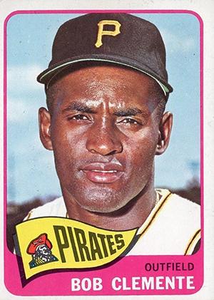 1965 Topps Baseball Cards 1