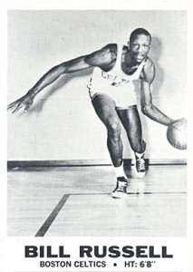 Top 10 Bill Russell Basketball Cards of All-Time 4