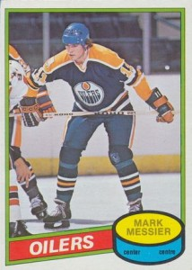 1980-81 OPC Mark Messier RC