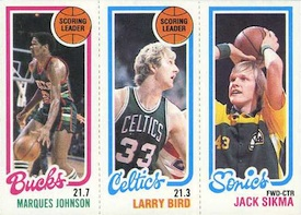 Larry Bird Rookie Cards and Autographed Memorabilia Guide 3