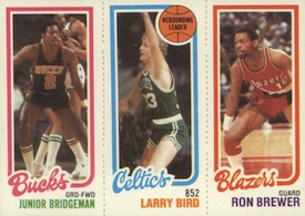 Larry Bird Cards and Memorabilia Guide 4