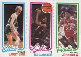 Larry Bird Cards and Memorabilia Guide 6