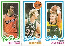 Larry Bird Cards and Memorabilia Guide 2