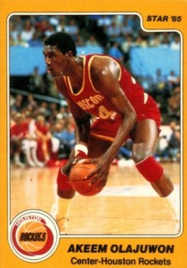 Top Hakeem Olajuwon Cards for Basketball Collectors to Own 1