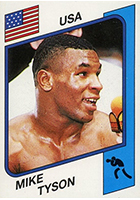 Mike Tyson Boxing Cards and Autographed Memorabilia Guide