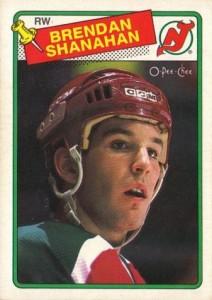 1988-89 OPC Brendan Shanahan RC