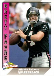 Full Brett Favre Rookie Cards Checklist and Key Early Cards 22