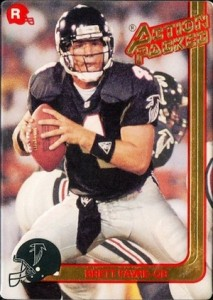 Full Brett Favre Rookie Cards Checklist and Key Early Cards 21