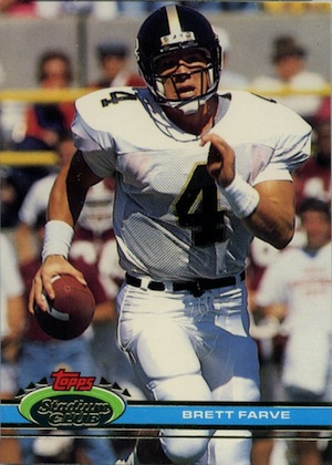 Ultimate Brett Favre Rookie Cards Checklist and Key Early Cards 7