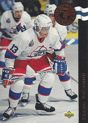 1992-93 Upper Deck Hockey Cards 24