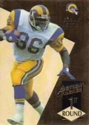 1993 Action Packed jerome Bettis RC