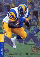 Jerome Bettis Cards, Rookie Cards and Autographed Memorabilia Guide
