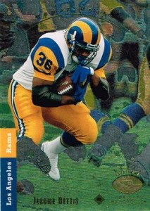 1993 SP Jerome Bettis RC