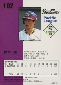 March to 3,000 Hits! Top 10 Japanese Ichiro Cards to Chase 8