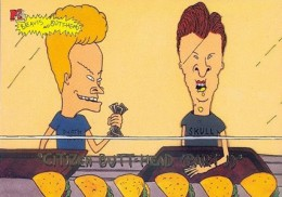 1994 Fleer Ultra Beavis and Butthead Trading Cards 19