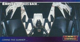 1995 Topps Empire Strikes Back Widevision Trading Cards 24