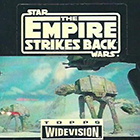 1995 Topps Empire Strikes Back Widevision Trading Cards