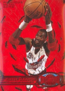 Top Hakeem Olajuwon Cards for Basketball Collectors to Own 8