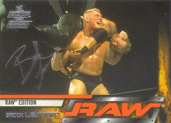 Brock Lesnar Cards, Rookie Cards and Autographed Memorabilia Guide 22