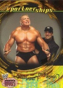Brock Lesnar Cards, Rookie Cards and Autographed Memorabilia Guide 23