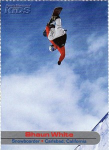 Shaun White Cards and Autographed Memorabilia Guide 1