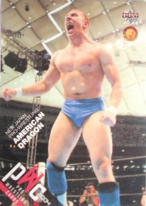 2004 BBM Pro Wrestling 26 American Dragon