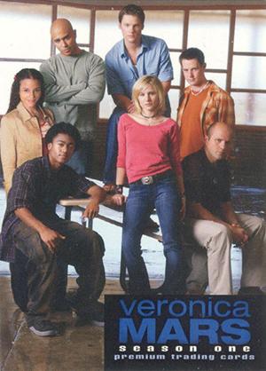 2006 Inkworks Veronica Mars Season 1 Trading Cards 29